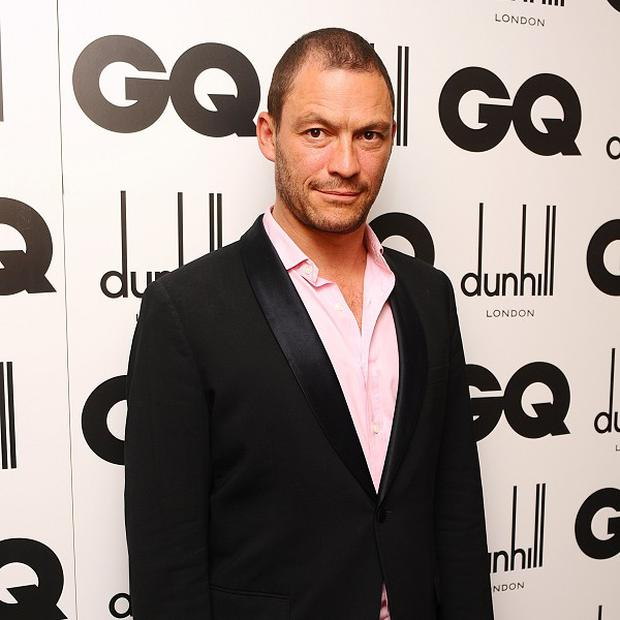 Dominic West played Fred West in Appropriate Adult
