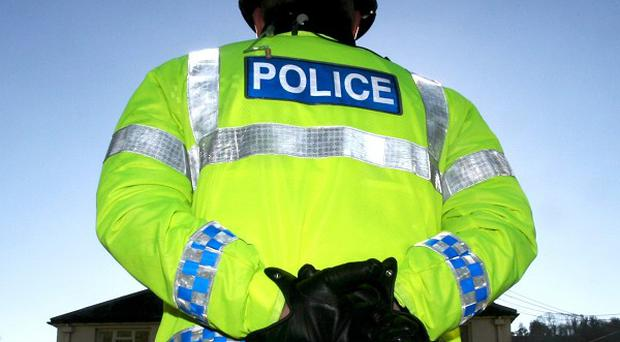 A think-tank says police pensions are an increasing burden on the taxpayer