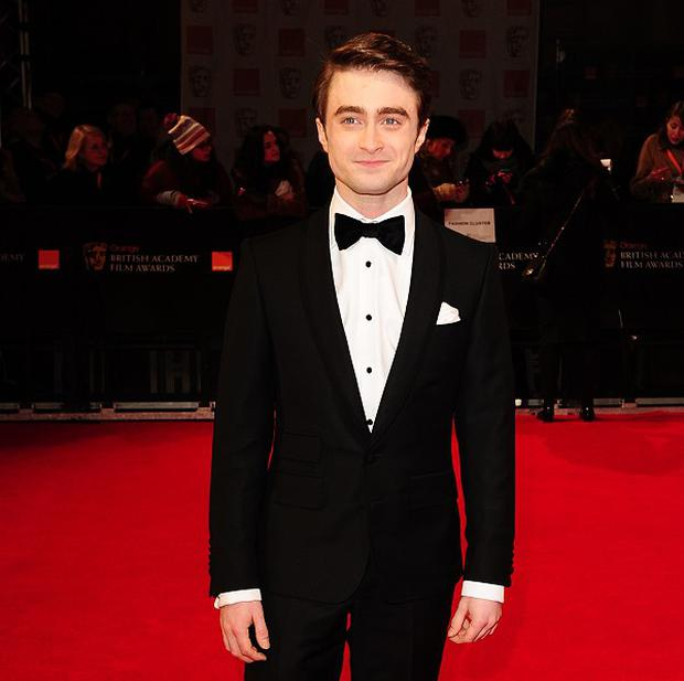 Daniel Radcliffe plays a haunted widower in The Woman In Black
