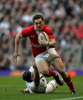 Wales winger George North is the epitome of the modern day player who combines size, strength, speed and skill