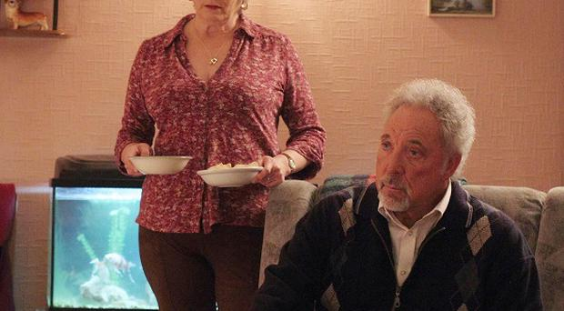 Veteran chart star Sir Tom Jones is to make his acting debut in a new TV drama