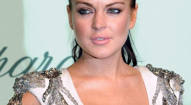 Lindsay Lohan says she's bored of the party scene
