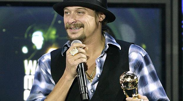 Kid Rock will perform with the Detroit Symphony Orchestra