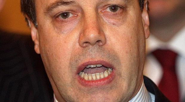 DUP's Nigel Dodds MP
