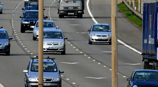 Tailgating on motorways is an increasing problem, says road safety charity Brake