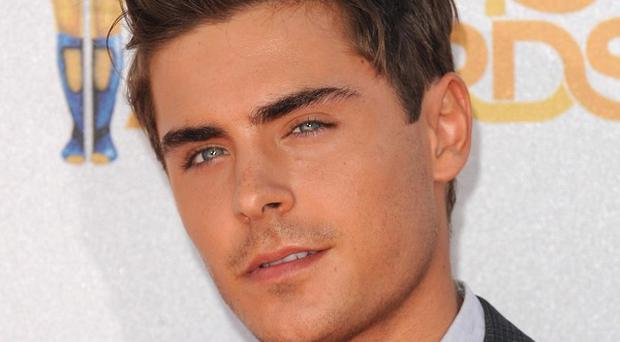 Zac Efron wasn't afraid to 'act like a total fool' with his voice role