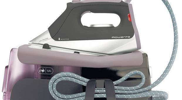 <b>1. Rowenta DG8760 Pro Perfect</b> £188.02 amazon.co.uk This iron sails through crumpled laundry, even tough linen, with complete ease, which you'd hope, at this price.