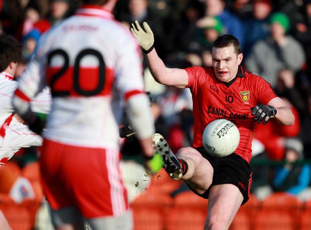 Kalum King returns from suspension to boost Down's chances of victory over Kerry