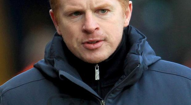 Two men are on trial at the Glasgow High Court accused of trying to kill Neil Lennon with an explosive device