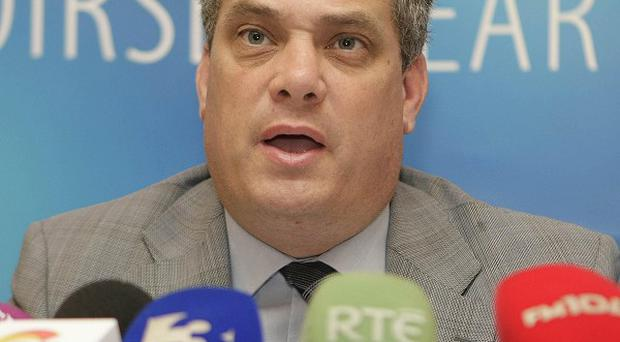 Sinn Fein TD Aengus O'Snodaigh says he is not a freeloader and will pay back the money he spent on ink cartridges