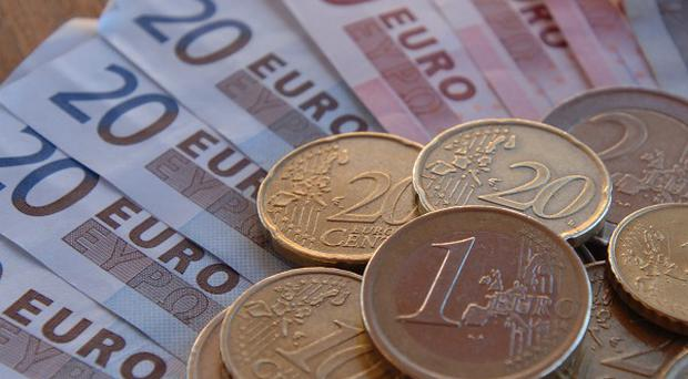 The International Monetary Fund has loaned Ireland an extra three point two billion euro