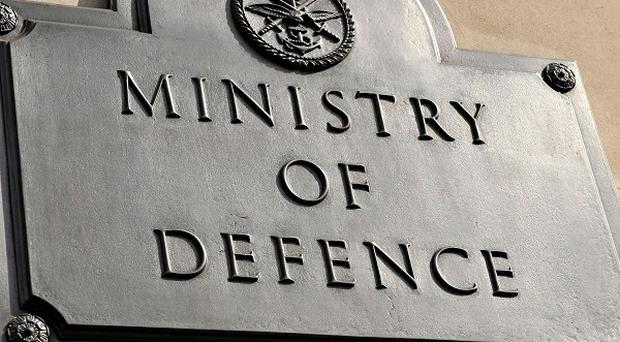 The MoD's contract with a private company could save taxpayers 71 million pounds