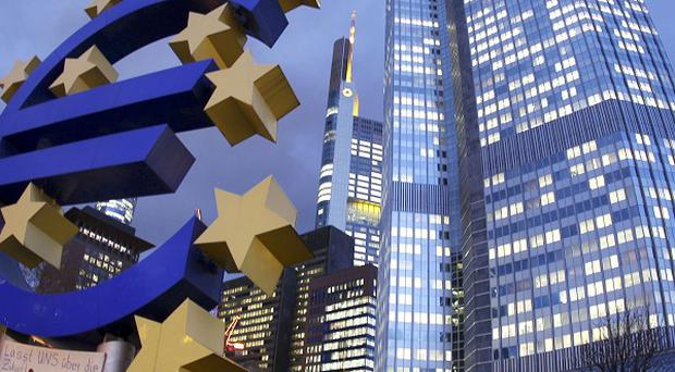 Eurozone inflation has pushed past the European Central Bank target(AP)