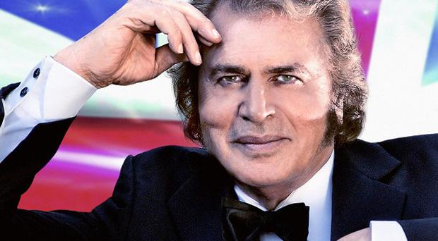 Engelbert Humperdinck has been chosen by the BBC as the UK entry for Eurovision (BBC TV Publicity/PA)