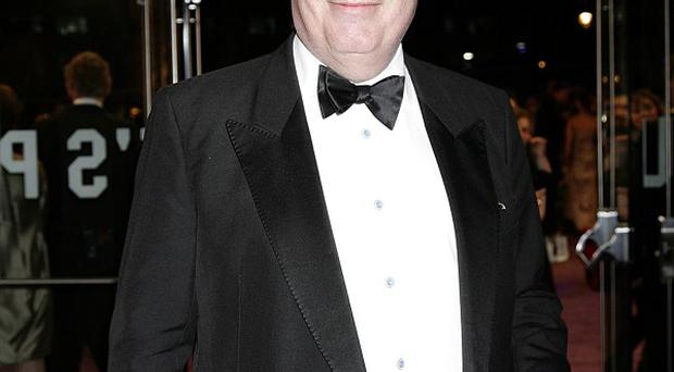 Julian Fellowes describes himself as a 'Titanic-anorak'