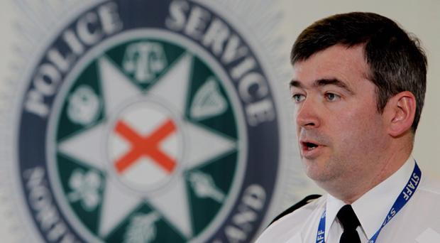 The PSNI was right, believes ACC Drew Harris, to bring in former officers to help curtail dissident activity