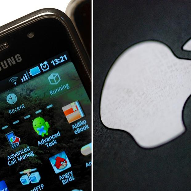 Samsung and Apple are involved in a court battle over smartphones and table devices