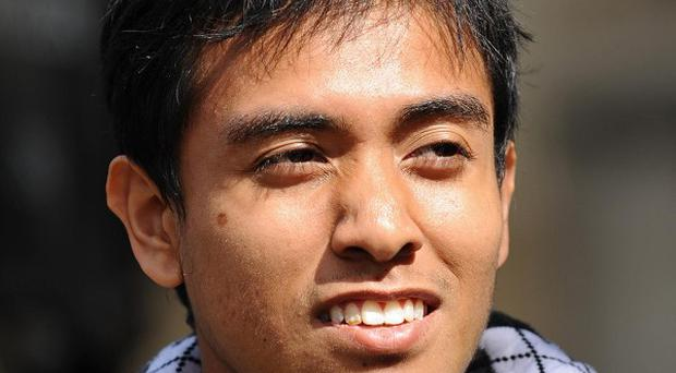 Malaysian student Ashraf Rossli was attacked during last year's rioting in London