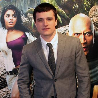Josh Hutcherson suffered a mild concussion while he was making the film