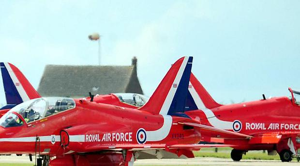 Two Red Arrows pilots were killed in separate tragedies last year