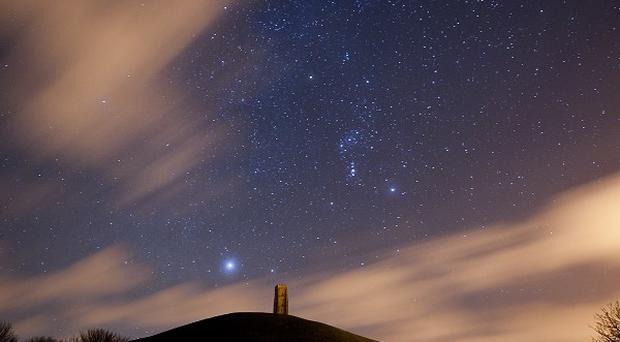 The Met Office said it believes people reporting a bright light in the night sky may have seen a meteorite