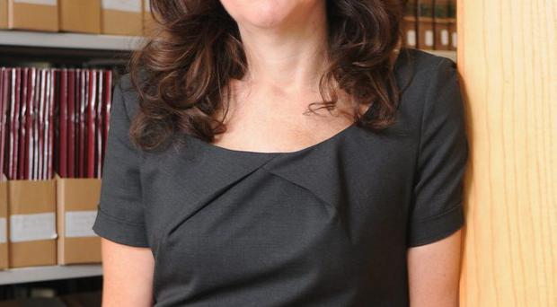 Deirdre Heenan, the provost of UU's Magee campus