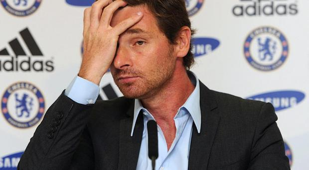 Andre Villas-Boas' unhappy reign as Chelsea manger is over after he was sacked yesterday by club owner Roman Abramovich.