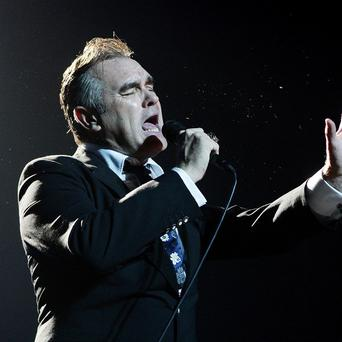 Morrissey said at a concert that the Falkland Islands belong to Argentinia