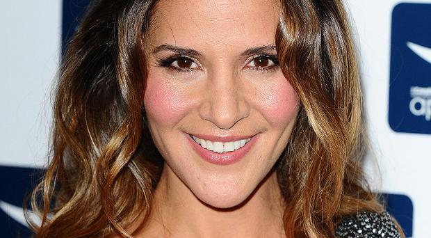 Amanda Byram said she was gutted about her split with fiance Craig McMullen