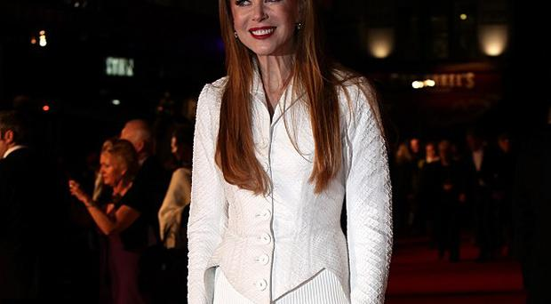 Nicole Kidman has joined the cast of The Railway Man