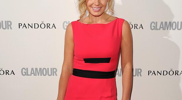 Katherine Jenkins was due to perform for servicemen and women this week