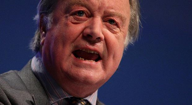 Justice Secretary Ken Clarke's cuts to legal aid are expected to save 350 million pounds from the Ministry of Justice budget by 2015