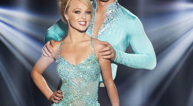 Jorgie Porter and James Atherton have been impressing viewers on Dancing On Ice