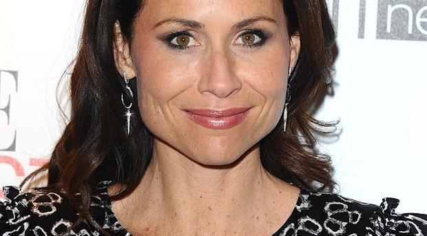 Minnie Driver appears in a new US TV pilot