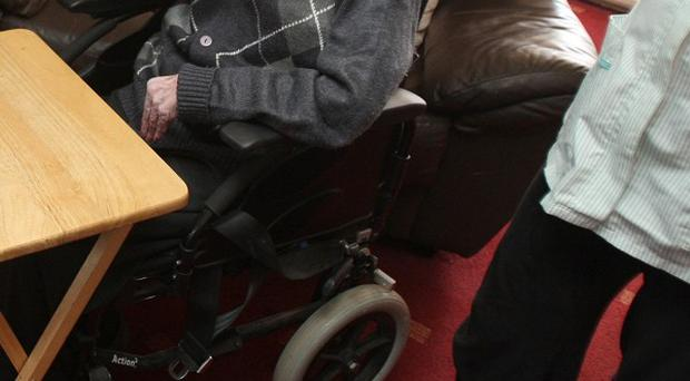 A Human Rights Commission report questioned care standards in some residential homes