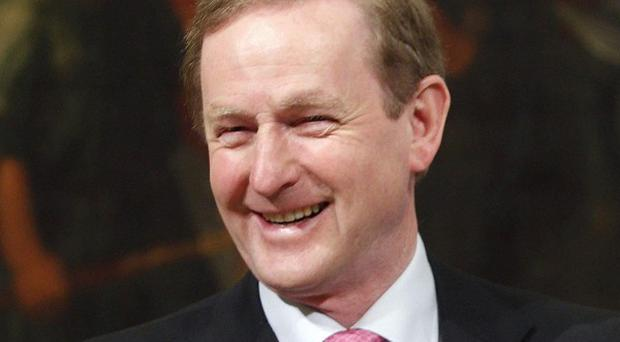 Taoiseach Enda Kenny says the vote on a European treaty is a one-off