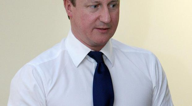 David Cameron has pledged extra funding for new operating theatres, urgent care centres and equipment