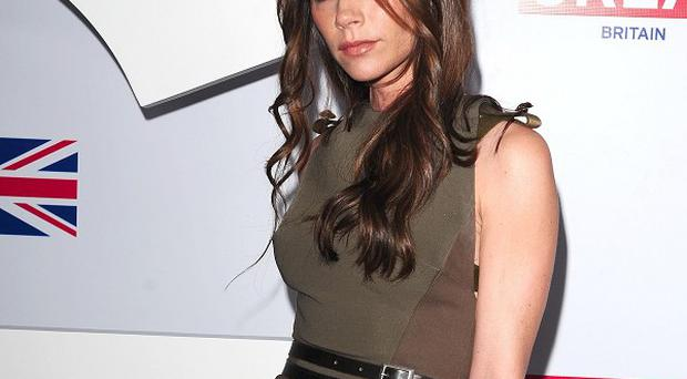 Victoria Beckham won't be seen dressed down when out and about