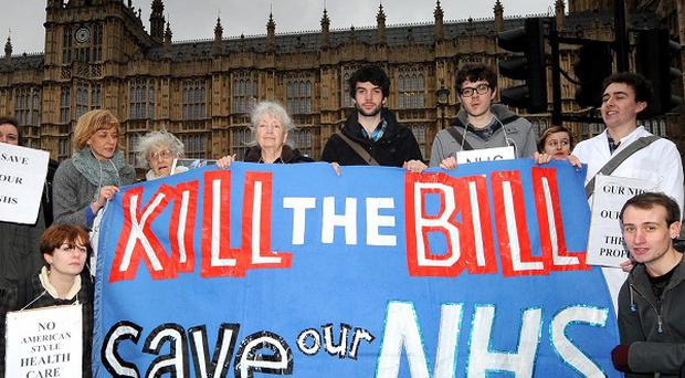 Nurses, midwives, doctors, physiotherapists, cleaners, porters and other NHS workers are to attend a rally in Westminster