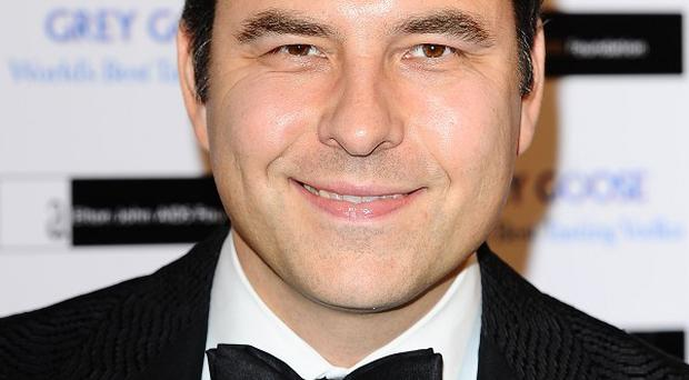 David Walliams will voice the speaking clock for Sport Relief