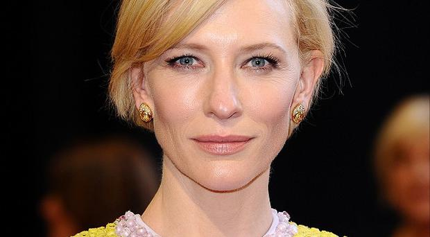 Cate Blanchett says she wouldn't have plastic surgery