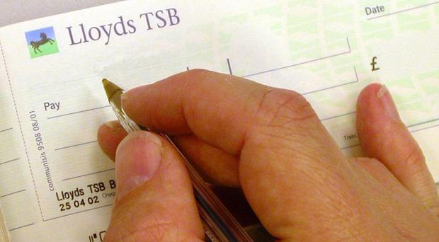 Cheque fraud losses saw a 17% rise in 2011 as more cheques were simply stolen and altered