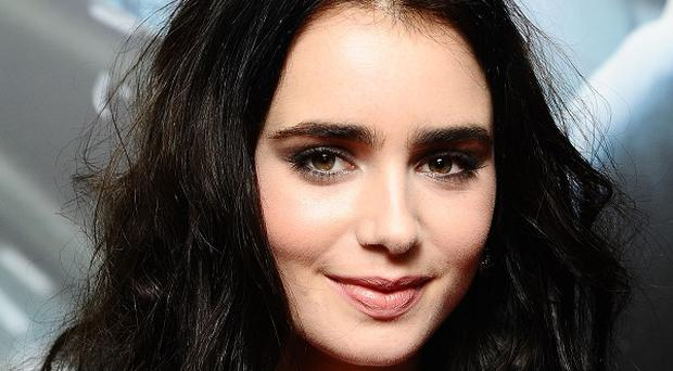 Lily Collins will join Jennifer Connelly and Greg Kinnear in Writers