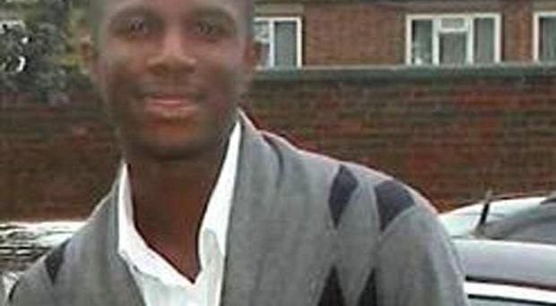 Kwame Ofosu-Asare was found with fatal stab wounds on Friday