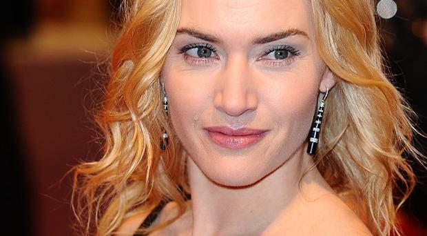 Kate Winslet enlisted the help of fellow A-Listers for The Golden Hat book