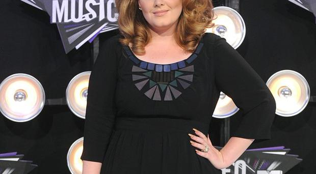 Adele is the people's number one choice to sing the new Bond theme