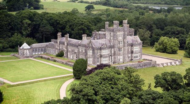 Crom Castle in Fermanagh