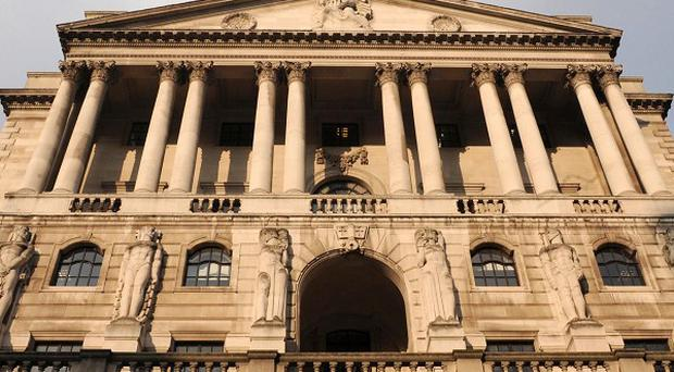 The Bank of England has kept interest rates at half a per cent