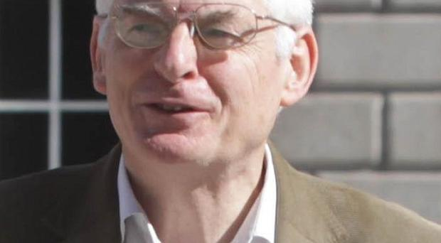 The Government is blackmailing people into voting in favour of the European fiscal treaty, Socialist Party TD Joe Higgins claims