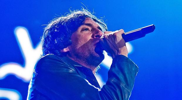 Snow Patrol have offered 10,000 pounds towards securing special sonar equipment for search and rescue teams